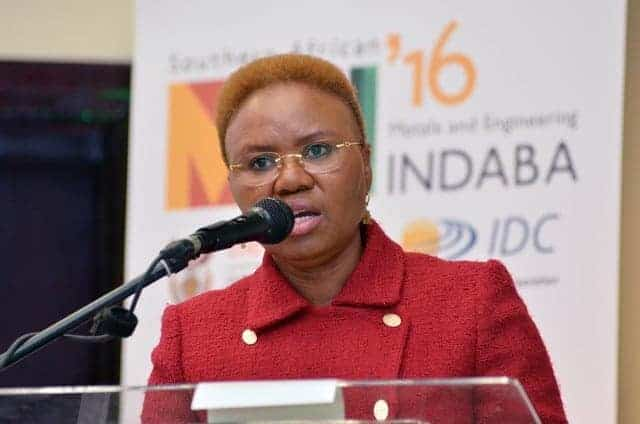 Minister Lindiwe Zulu aiming to ramp up jobs