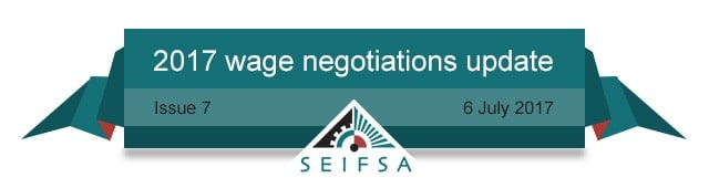 SEIFSA Wage Negotiations Content - Issue 07