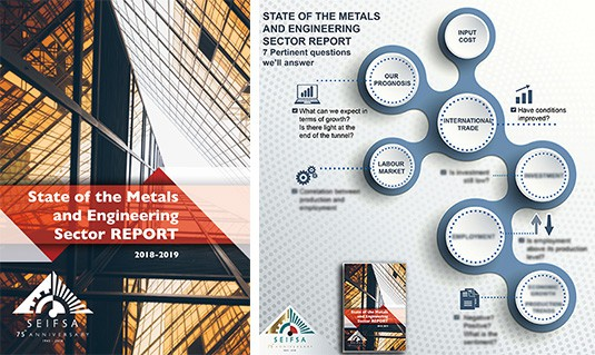 INFOGRAPHIC for State of the Metals & Engineering Report