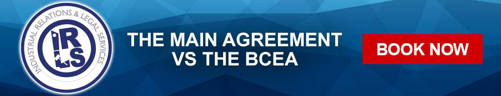 Main Agreement Vs The Bceapage Cta Banner Steel And Engineering