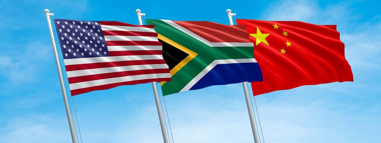 SOUTH AFRICAN STEEL INDUSTRY MAY BECOME A VICTIM OF A POTENTIAL US TRIGGERED TRADE WAR WITH CHINA
