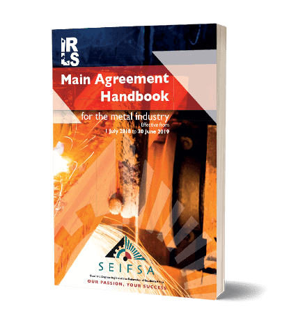 Main Agreement Hand Book 2018