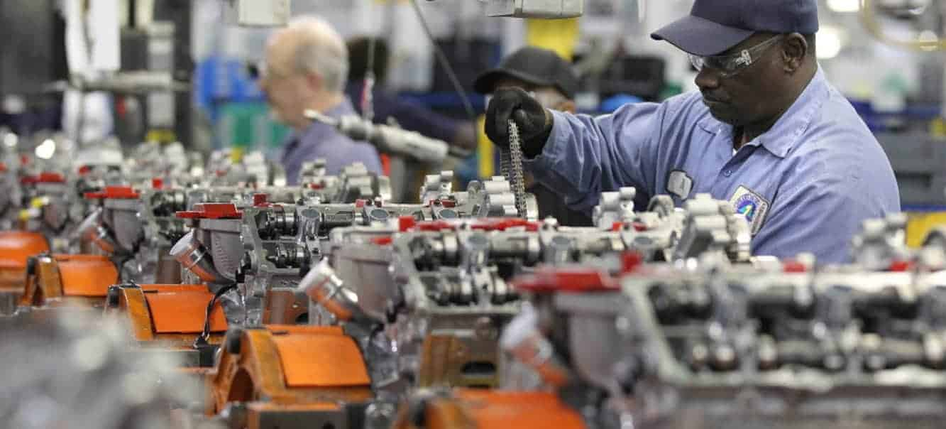 SEIFSA Welcomes Moderate Increase In Manufacturing Data