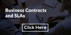 Business Contracts and SLAs