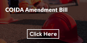 COIDA Amendment Bill