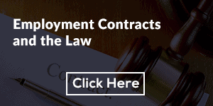 Employment Contracts and the Law