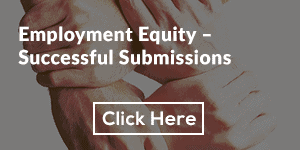 Employment Equity – Successful Submissions