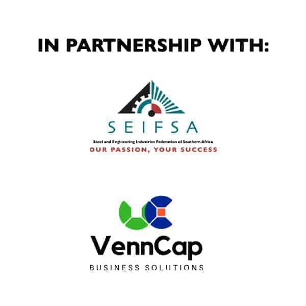 SEIFSA partners with Venncap to open up access to funding for companies in the Metals & Engineering Sector